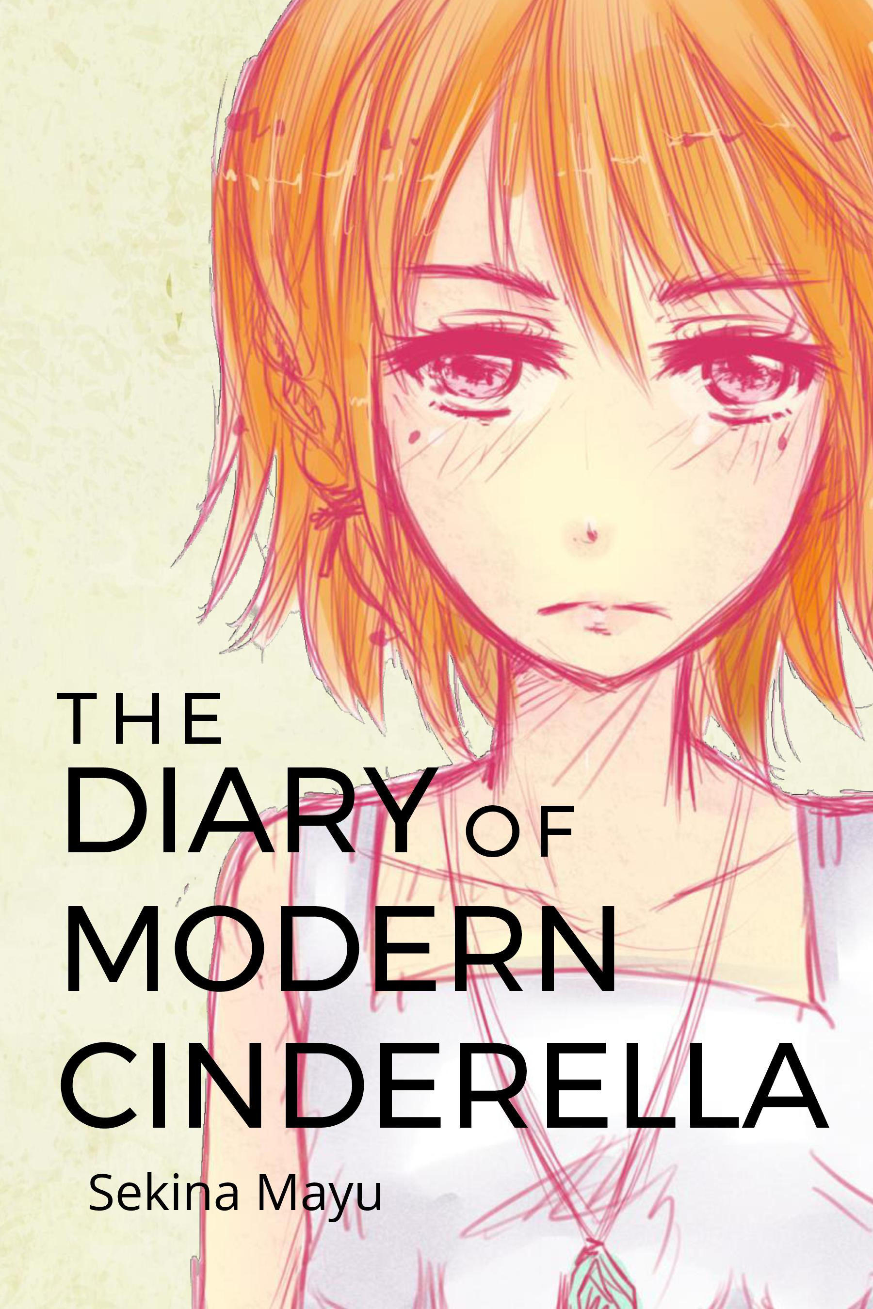 The Diary of Modern Cinderella Book Cover