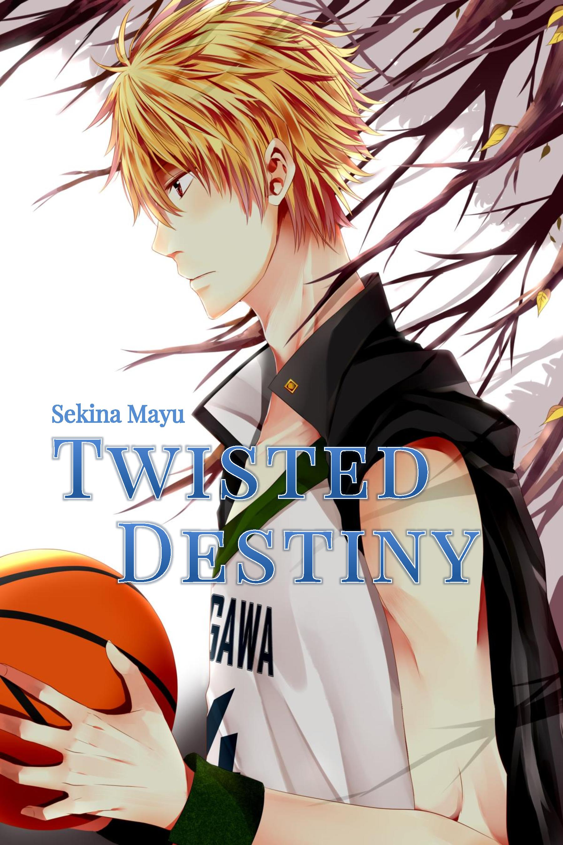 Twisted Destiny Book Cover