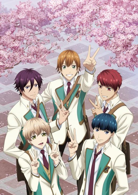 Spring 2017 Anime
