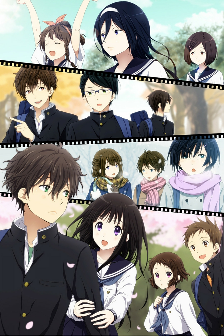 Throwback Thursday Hyouka