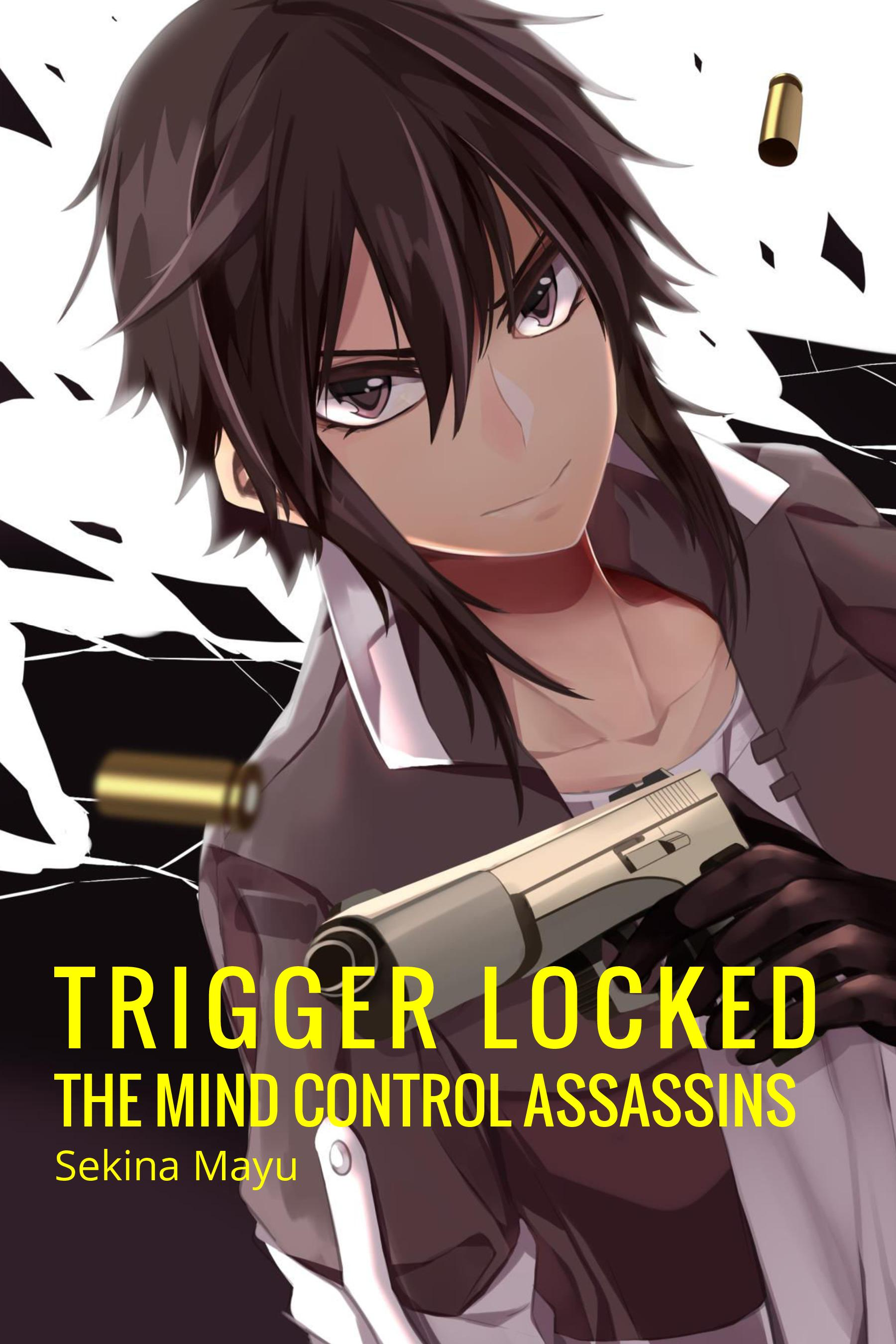 The Mind Control Assassins Book Cover