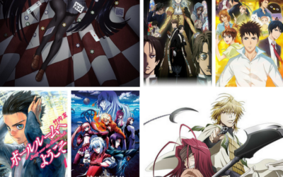 My Summer 2017 Anime Must-Watch List