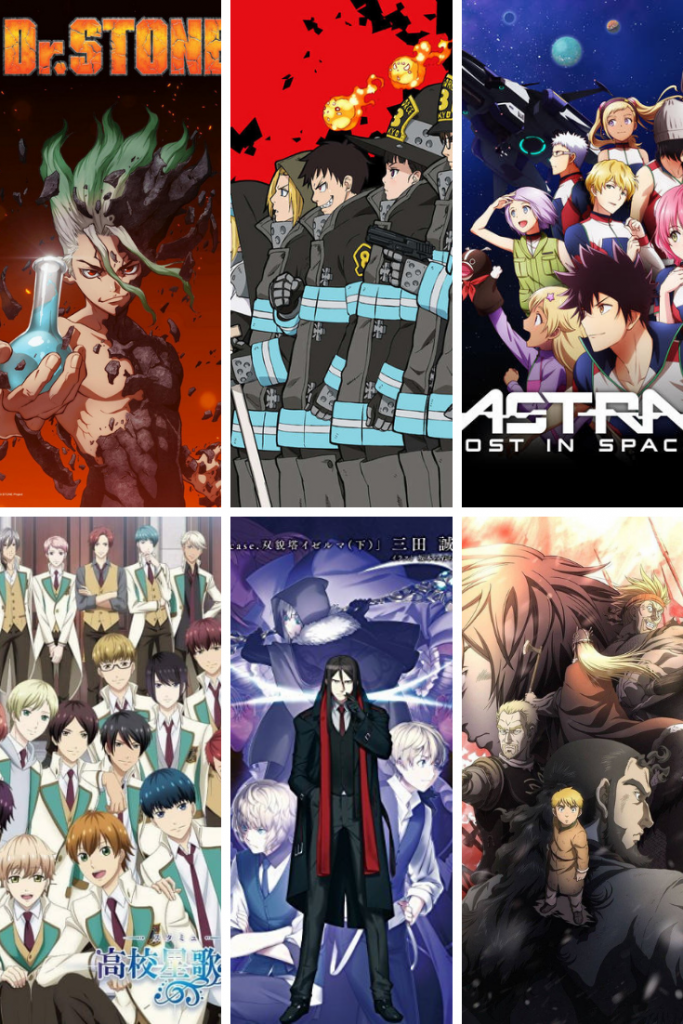 What Summer 2019 Anime I'm Currently Watching Right Now
